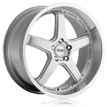 Advanti Racing Wheels A2-TRAKTION SILVER