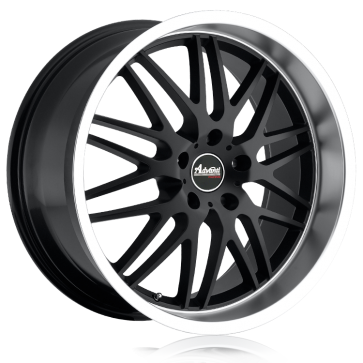 Advanti Racing Wheels A4-KUDOS BLACK