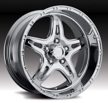 Raceline Wheels 885-Renegade 5 Polished