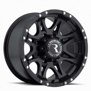 Raceline Wheels 981-Raptor black