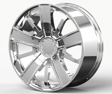 Performance Replicas Wheels - Style  153 Chrome High Country