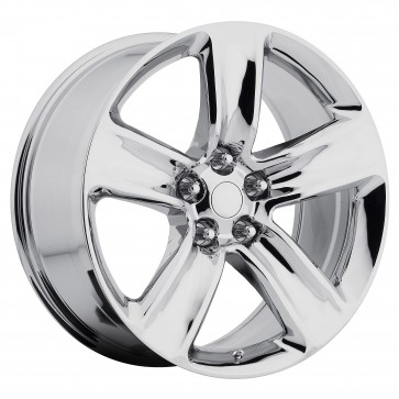 Performance Replicas Wheels - Style  154 Chrome 2014 Jeep SRT
