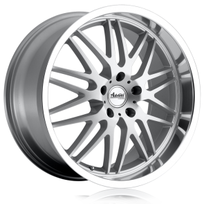 Advanti Racing Wheels A4-KUDOS SILVER