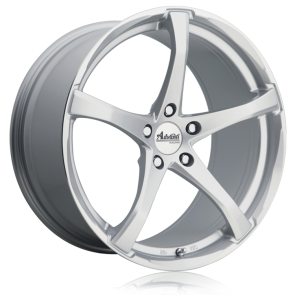 Advanti Racing Wheels B2-DENARO SILVER