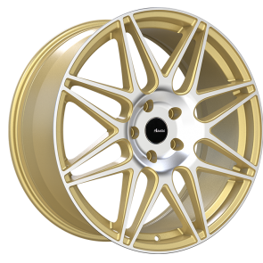 Advanti Racing Wheels CL-CLASSE-GOLD