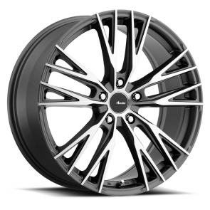 Advanti Racing Wheels FO-FORCHETTE-MATTE BLACK