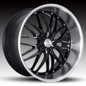 MRR Design GT Series 1 black / chrome