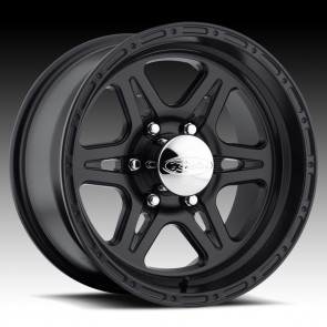 Raceline Wheels 891-Renegade 6 Black