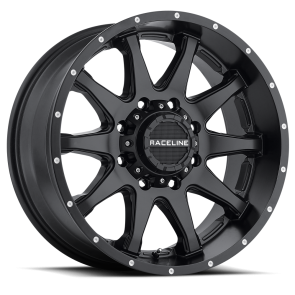 Raceline Wheels 930B Shift Black