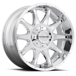 Raceline Wheels 930C Shift Chrome