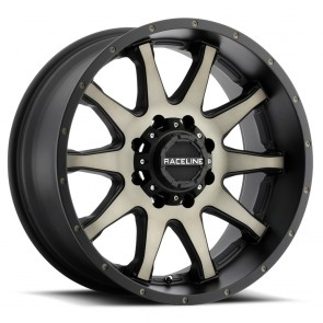 Raceline Wheels 930DM Shift Dark Tint