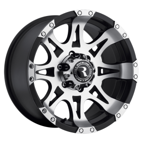 Raceline Wheels 982-Raptor Machined