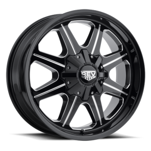 Rev Offroad Wheels 823