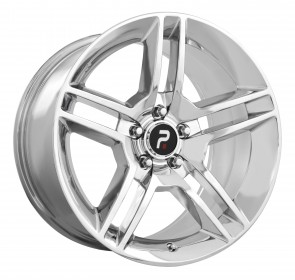 Performance Replicas Wheels - Style  101 Chrome Shelby GT 500 Replica