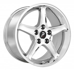 Performance Replicas Wheels - Style  102 Chrome 1995 Mustang Cobra R