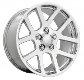 Performance Replicas Wheels - Style  107 Chrome Dodge Ram SRT10
