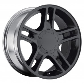 Performance Replicas Wheels - Style  108 Gloss Black Harley Davidson F150