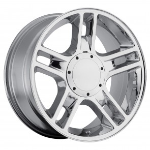 Performance Replicas Wheels - Style  108 Chrome Harley Davidson F150
