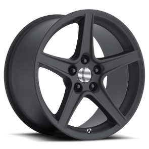Performance Replicas Wheels - Style  110 Matte Black