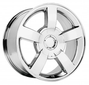 Performance Replicas Wheels - Style  112 Chrome Chevy SS Silverado