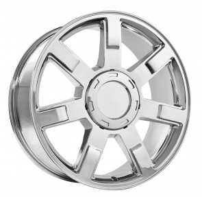 Performance Replicas Wheels - Style  122 Chrome Escalade