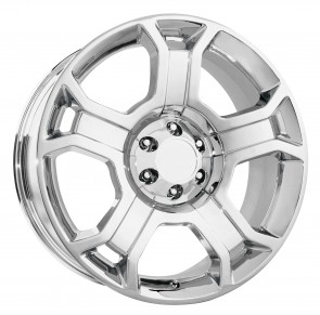 Performance Replicas Wheels - Style  127 Chrome 2009 Harley Davidson F150