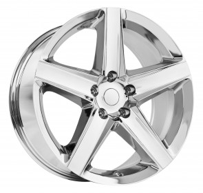 Performance Replicas Wheels - Style  129 Chrome Jeep SRT 8