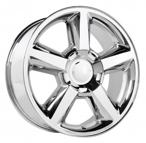 Performance Replicas Wheels - Style  131 Chrome 2009 Chevy LTZ