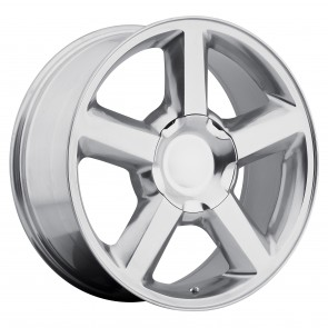Performance Replicas Wheels - Style  131 Polished 2009 Chevy LTZ