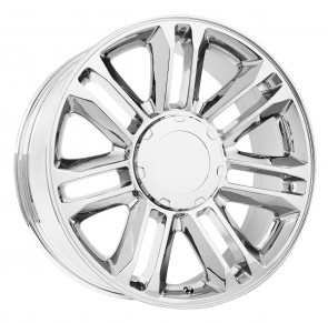 Performance Replicas Wheels - Style  132 Chrome Platinum Escalade Replica