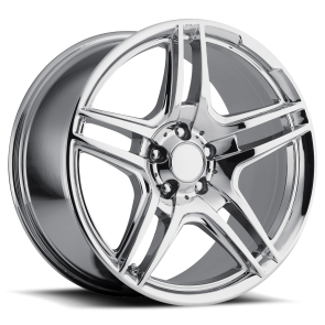 Performance Replicas Wheels - Style  136 Chrome AMG Replica
