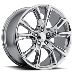 Performance Replicas Wheels - Style  137 Chrome 2011/12 Jeep Srt 8 Replica
