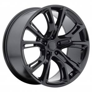 Performance Replicas Wheels - Style  137 Gloss Black 2011/12 Jeep Srt 8 Replica