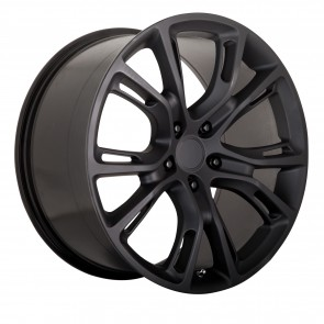 Performance Replicas Wheels - Style  137 Matte Black 2011/12 Jeep Srt 8 Replica