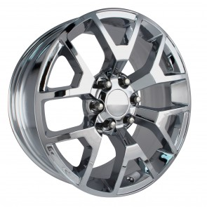 Performance Replicas Wheels - Style  150 Chrome 2014 GMC 1/2 ton