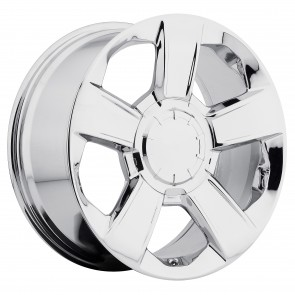 Performance Replicas Wheels - Style  152 Chrome 2014 Silverado, Tahoe, Suburban