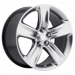 Performance Replicas Wheels - Style  154 Hyper-Silver Dark 2014 Jeep SRT