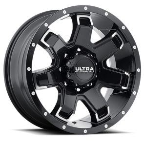 Ultra Wheels 209 Bent 7
