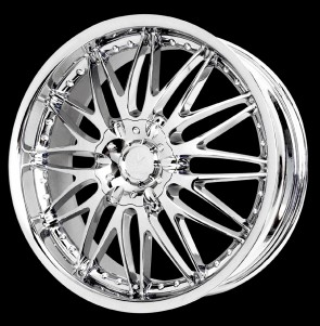 Verde Wheels V41C - Regency - Chrome