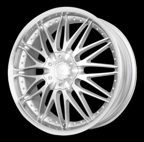 Verde Wheels V41S - Regency - Silver