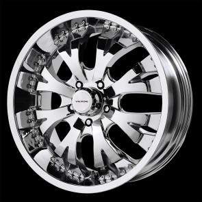 Verde Wheels V47 - Exo - 5 Lug - Chrome